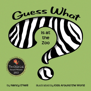 Guess What is at the Zoo Book