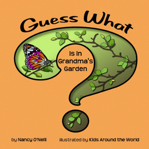 Guess What is in Grandma's Garden Book